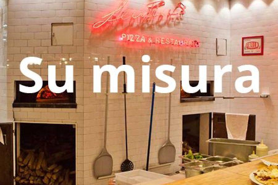 Forno pizzeria su misura per la tua attività ristorativa!