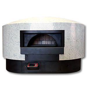 forno rotante professionale per pizza