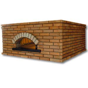 Forno per pizza quadrato