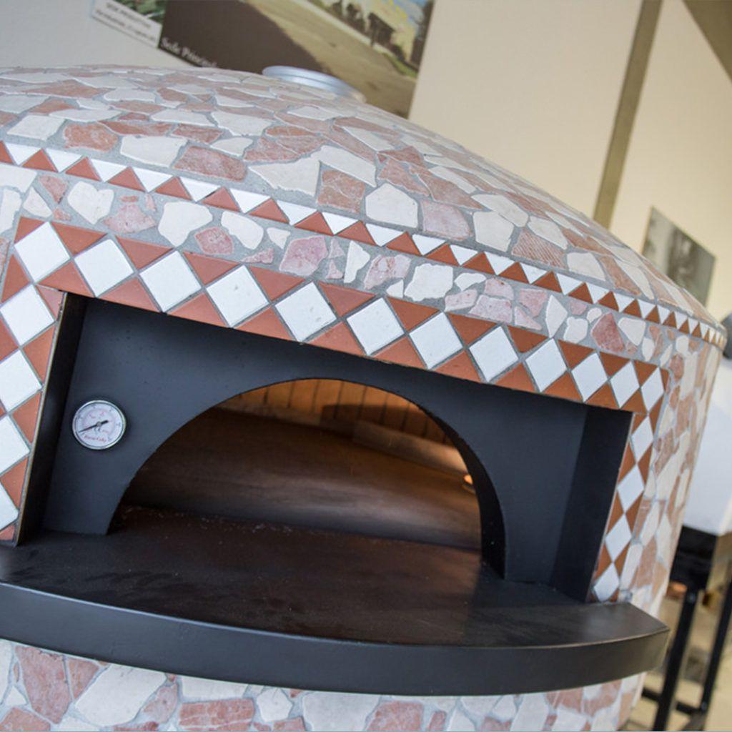 forno a legna rotante per pizzeria prezzi -
