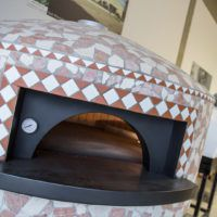 Forno rotante per pizza: a misura di professionista