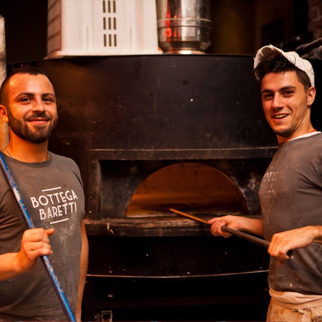 forni professionali per pizza